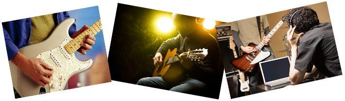 Gitarre lernen in Mödling